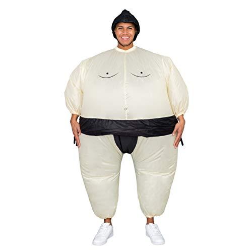 Sumo Wrestling Wrestler Inflatable Chub Suit Costume (Teen)