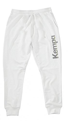 Kempa Hose Core Modern, Weiß Mélange, M