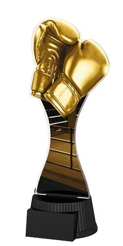 Trophy Monster Boxhandschuh Classic Award Free Gravur Platte   Kaufen in 3 Größen   für Vereine und Vereine   aus bedrucktem Acryl (190 mm)