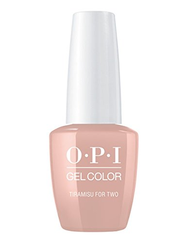OPI GEL COLOR Nail Polish Lacquer - 2015 Fall/Winter Venice Collection - GC V28 - Tiramisu for Two, 0.5 Fluid Ounce by OPI