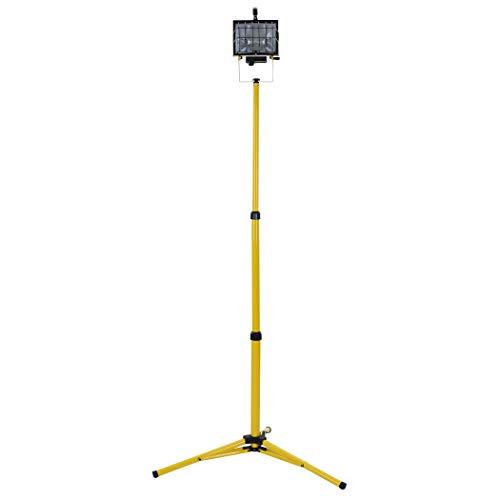 USW 46001N Work Light, 8 ft, Yellow