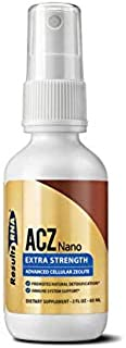 Results RNA ACZ Nano Advanced Cellular Zeolite Extra Strength | Great For Total Body Detoxification and Immune System Heal...