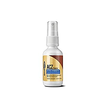 Results RNA ACZ Nano Advanced Cellular Zeolite Extra Strength   Great for Total Body Detoxification and Immune System Health  2 Ounce