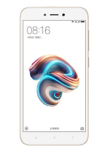 "XIAOMI Redmi 5A Dual SIM 4G 16GB Gold - الهواتف الذكية (14 CM (5.5 "") ، 2 GB ، 16 GB ، 13 MP ، Android ، Gold)"