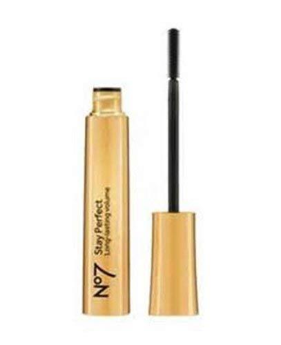 Laarzen No7 Stay Perfect Mascara Zwart/Bruin 7ML