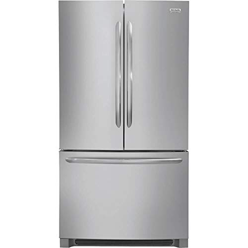 Frigidaire FGHN2868TF Gallery Series 36 Inch French Door Refrigerator with 27.6 cu. ft. Total Capacity, in Stainless Steel