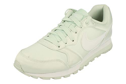 Nike MD Runner 2, Zapatillas de Running Mujer, Gris (Barely...