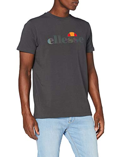 Ellesse Voltre T-Shirt Homme, Gris foncé, s