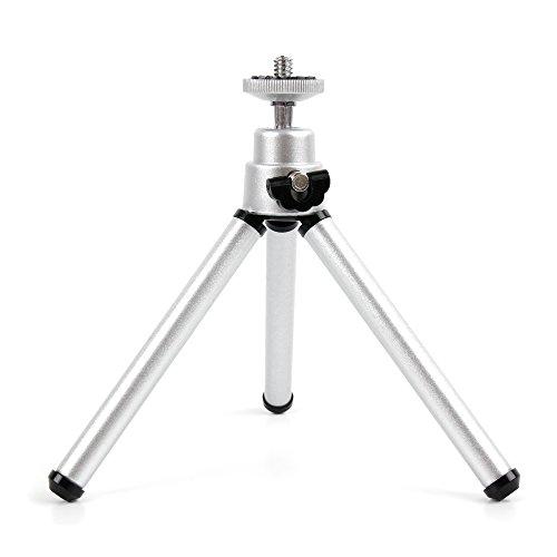 DURAGADGET Mini Treppiede per Action Camera ICONNTECHS IT | LMT F60R | miSafes | Mixmart | ONEU | WiMiUS L1 - Alta qualità