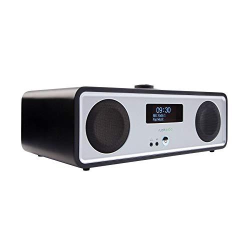 Ruark R2X-SB R2S DAB+ Audiosystem, Spotify, schwarz