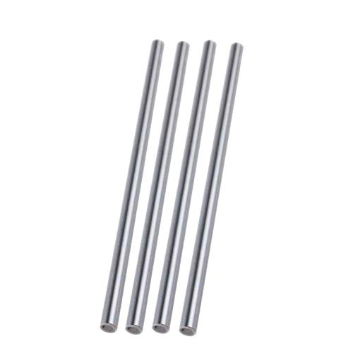 ADUCI 4pcs For 10mm Linear Shaft 350mm Round Rod L350mm For CNC Parts XYZ