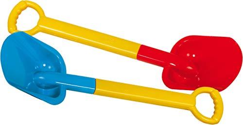 GOWI 559-18 Stabilo Schaufel 50cm, einzeln, farblich Sortiert, Sandkästen und Sandspielzeug