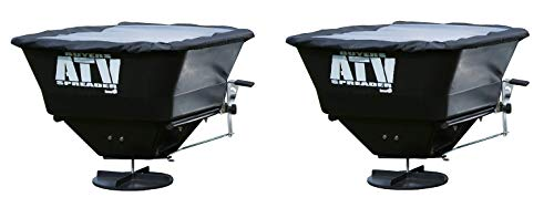 Discover Bargain Buyers Products ATVS100 ATV All-Purpose Broadcast Spreader 100 lbs. Capacity with R...