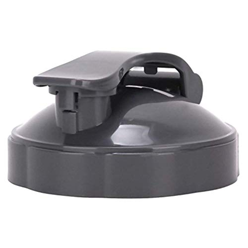 Entsafter Zubehör Set für NutriBullet, Migavan Mixer Drinkable Flip Top Deckel Entsafter Zubehör Teil Ersatz Deckel für NutriBullet Nutri Bullet Mixer Entsafter 900W 600W