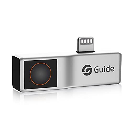 가이드 SENSMART MOBIR AIR - IOS - 스마트폰용 전문 등급 열 카메라 120 X 90 IR 해상도 적외선 열영상 카메라 25 HZ