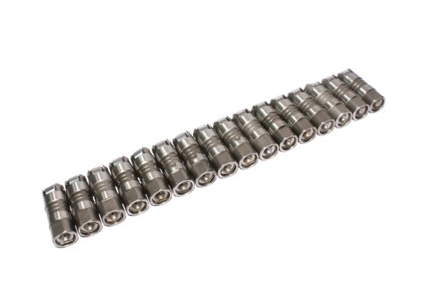 COMP Cams 851-16 Hydraulic Roller Lifters for Small Block Ford 302c.i. Engines Originally Equipped with Hydraulic Roller Cam OR Ford 289-302 Small Block, 351 Windsor, Cleveland and Modified Non-Roller Engines with Retro-Fit Kit part #31-1000