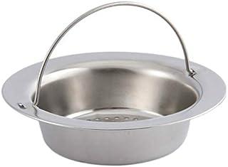 SHUHAN أدوات المطبخ الأدوات اليدوية دش ثقب التصريف فلتر الفولاذ المقاوم للصدأ بالوعة المطبخ مصافي الطعام