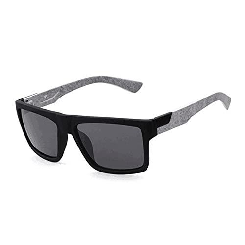 KUNIUO Gafas De Sol Polarizadas Clásicas para Hombre, Gafas De Conducción De Aviación, Gafas De Sol para Hombre, Gafas Retro De Lujo, Gafas-3