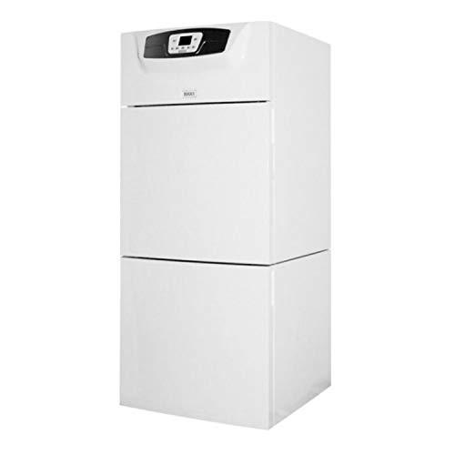 Caldera a gas de condensación, 24 kW, con acumulador de 95 litros, serie Platinum GTAF 24, 72 x 60 x 148,2 centímetros (Referencia: 7615557)