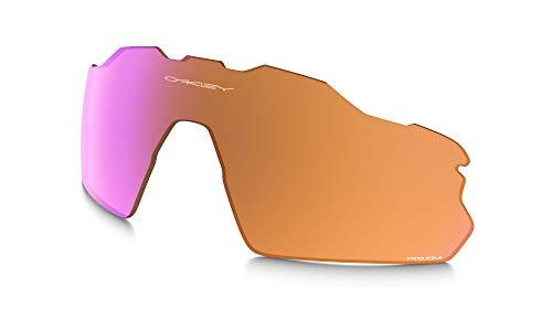 Oakley Radar Ev Pitch Acc Lens Prizm Trail Lenti di Ricambio per Occhiali da Sole, Arancione, Einheitsgröße Unisex-Adulto