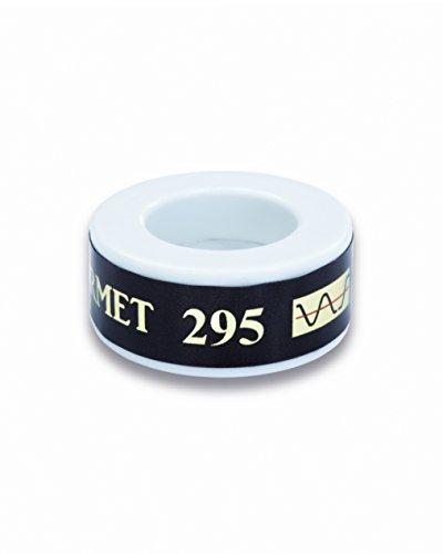 アモルメットコア NS-295 1個 外径:φ28±0.5 / 内径:φ16mm / 厚さ:13mm コモンモード専用ノイズフィルター 超Hi-u材