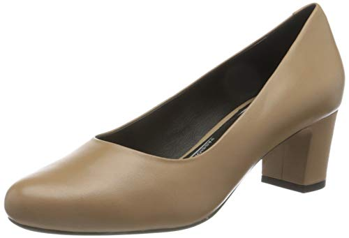 GEOX D UMBRETTA A DK SAND Women's Court Shoes Pumps size 42(EU)