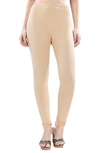TRASA Ultra Soft Cotton 4 Way Stretchable Churidar Solid Regular...