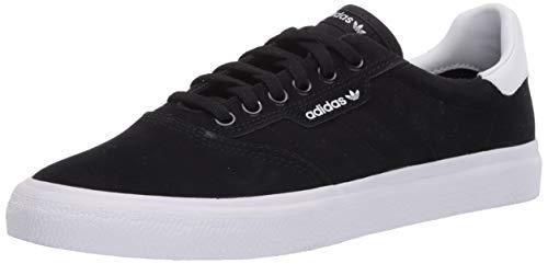 adidas Originals Herren 3MC Shoes Turnschuh, Core Black/FTWR White/Gum, 38 EU