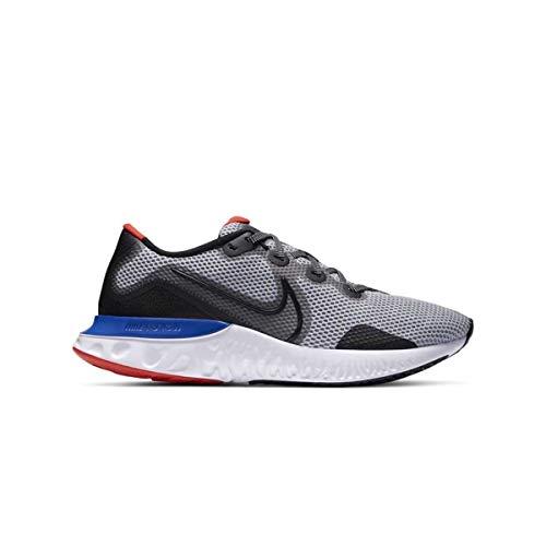 Nike Renew Run - Zapatillas de gimnasia para hombre, talla europea Gris Size: 43 EU