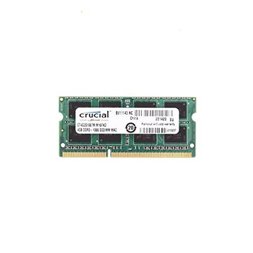Ekolow - Memoria RAM DDR3 So-DIMM 8500 (1066 MHz)