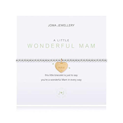 Joma Jewellery a Little Wonderful Mam Bracelet | Irish