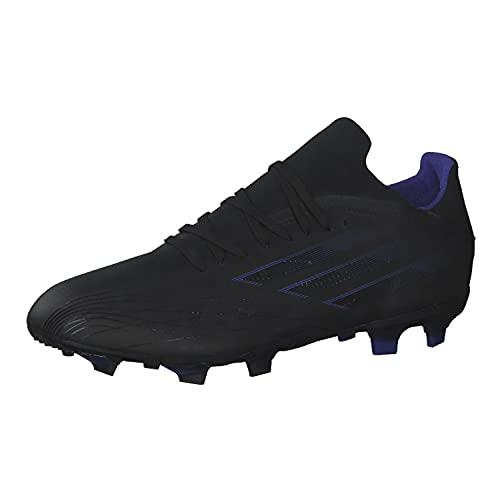 adidas X SPEEDFLOW.2 FG, Zapatillas Deportivas Unisex Adulto, NEGBÁS/TINSON/Amasol, 46 EU