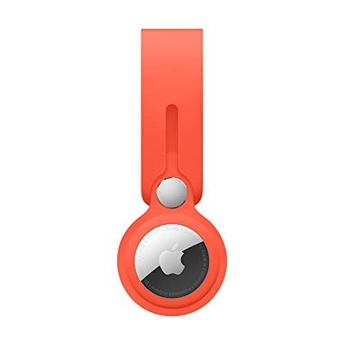 Apple Laccetto AirTag - Arancione elettrico