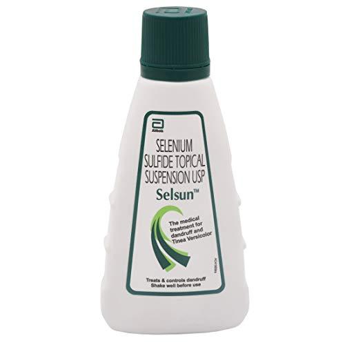 Selsun Suspension Anti Dandruff Shampoo 60 ml