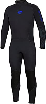 Bare Men's 5mm Velocity Ultra Progressive Full-Stretch Wetsuit Full Suit