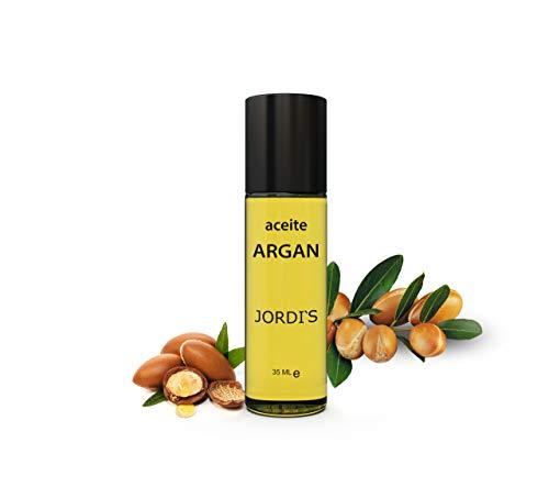 Aceite de ARGAN rico en vitamina E: pelo sedoso y radiante