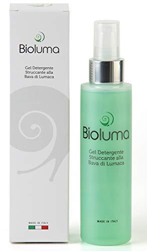 Bioluma Bava di Lumaca Gel Detergente Viso Struccante 150ml con...