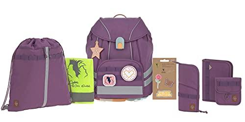 Lässig Ehrlich Brothers School Set Purple