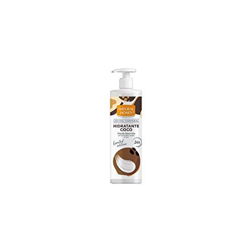 Natural Honey Coco Loción Corporal Dosificador 700 ml