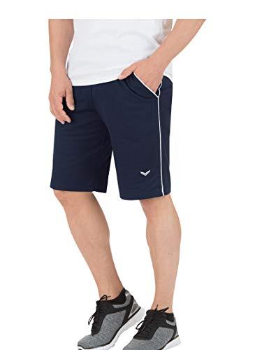 Trigema Herren 6711491 Shorts Blau (Navy 046) 5XL