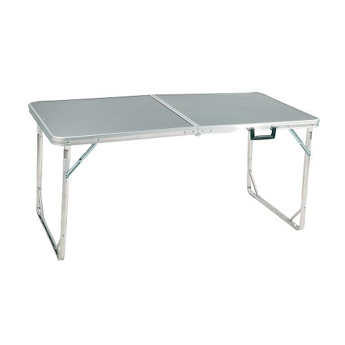 Coleman 204394 Campingtisch Folding Table for 8 (152 x 76 x 71 cm)
