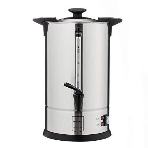 Metro Professional Kaffeemaschine Industrie GCM4007 | 6,75 Liter | 45 Tassen | 950 W | Warmhaltefunktion | Überhitzungsschutz | Kaffeeautomat Gastronomie