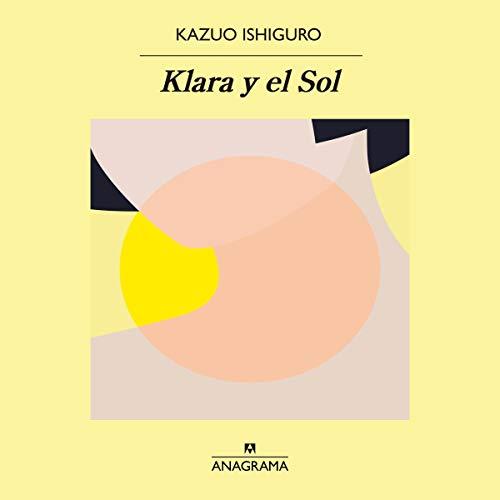 Diseño de la portada del título Klara y el sol