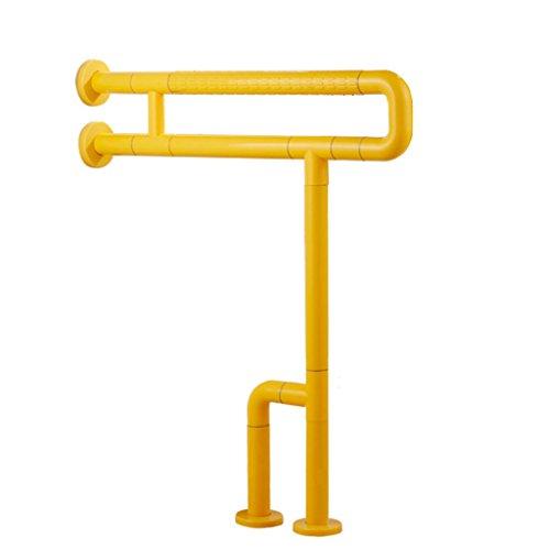 LF- Barrierefreies Handlauftoilettenhandlauftoilettentoilettenbadezimmerhandlauftoilette Anti-Schleuderalter älterer Handlauf Sicherheit (Size : B75CM)