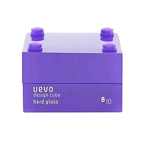 Uevo Design Cube Hair Wax - Hard Gross - 30g