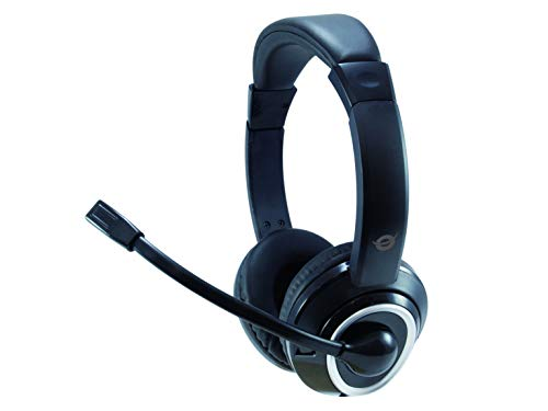 Conceptronic POLONA01B USB Headset + Mikrofon
