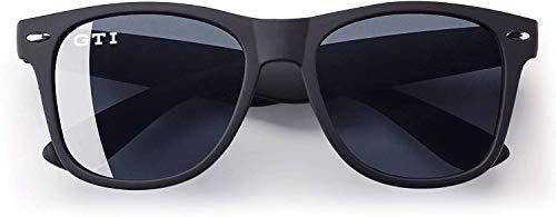 Volkswagen 5HV087900 Sonnenbrille GTI Design Brille, schwarz