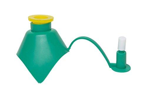 Augentropfhilfe Augentropfenspender, grün