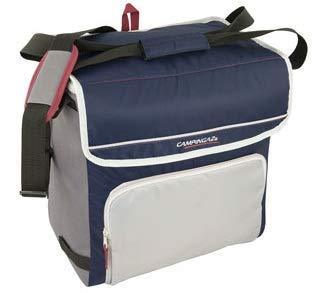 ALTIGASI Bolsa térmica Fold'n Cool Campingaz de 30 litros con correa ajustable y bolsillo frontal - Rendimiento hasta 12 horas con Freez.