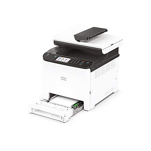 Ricoh 947372 MC250FWB 4in1 Farblaserdrucker A4, Duplex, WLAN, LAN, Farbe
